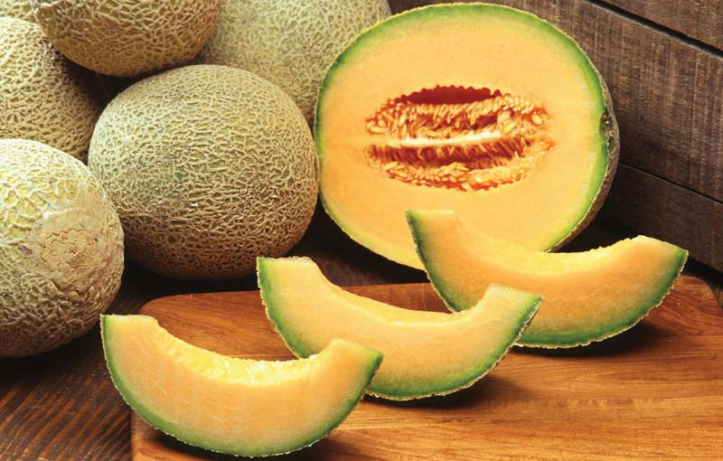 Varieties of  Melons