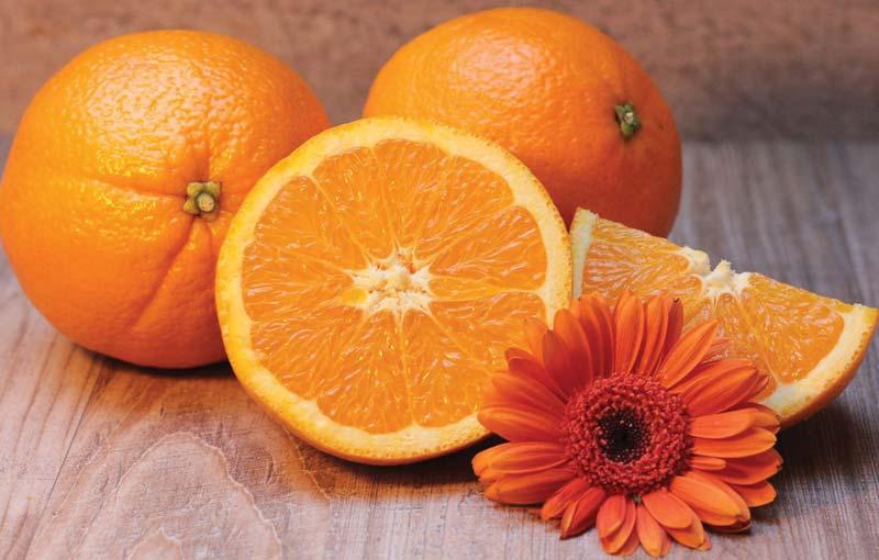 Orange-Fruit-Produce Image