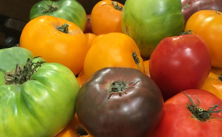 PSI Product Heirloom Tomatoes
